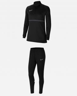 Pack Entrainement Femme Nike Academy 21 maillot, short, chaussettes, veste, pantalon, survetement, parka, sac