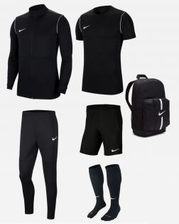 Pack Gold Nike Park 20 (6 pièces)