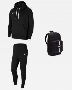 Pack Lifestyle Sportswear Team Club 20 Park 20 tee-shirt, short, polo, sweat, capuche, zip, pantalon, sac