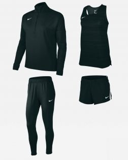Pack Running Nike Dry Stock pour Homme NT0301 NT0304 NT0316 NT0318