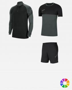 Pack Entrainement Nike Academy Pro Femme maillot, short, survetement, veste, sweat, pantalon, parka