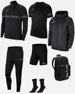 Pack Entrainement Nike Academy 21 (7 pièces)