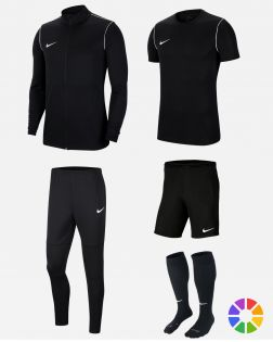 Pack Silver | Nike Park 20 (5 articles)
