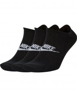 Chaussettes Nike Sportswear Everyday Noires SK0111-010