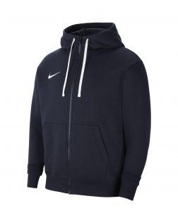 Sweat zippé à capuche Nike Team Club 20 pour Enfant CW6889-451