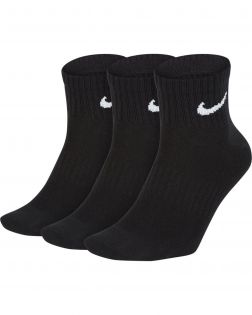 Chaussettes Nike Everyday Lightweight Noires SX7677-010