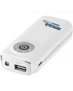 Chargeur nomade 4000 mAh blanc