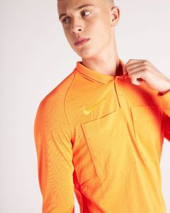 Maillot arbitre Nike Officiel FFF Orange pour homme AA0736-819