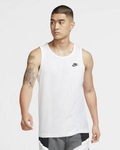 Débardeur Nike Sportswear Blanc pour Homme BQ1260-100
