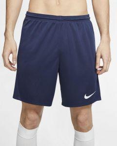Short Nike Park III Bleu Marine pour Homme BV6855-410