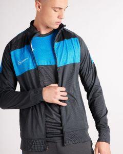 Veste de Survêtement Nike Academy Pro Gris et Bleu pour Homme BV6918-067