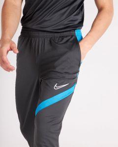 Pantalon de Survêtement Nike Academy Pro Anthracite et Bleu pour Homme BV6920-067