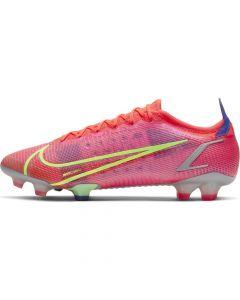 Chaussures de football Nike Mercurial Vapor 14 Elite FG Rouges CQ7635-600