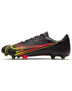 Chaussures de football Nike Mercurial Vapor 14 Academy FG/MG Noires CU5691-090