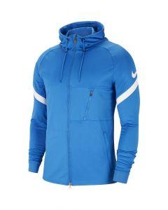 veste a capuche nike strike 21 bleu royal homme CW5865 463