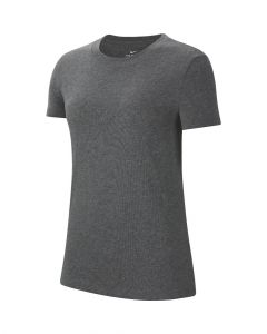t shirt nike team club 20 gris fonce femme CZ0903 071