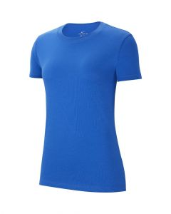 t shirt nike team club 20 bleu royal femme CZ0903 463
