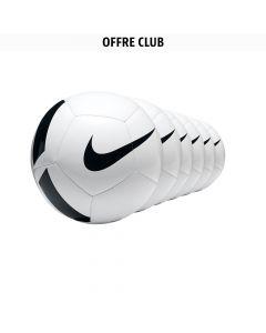 Lot de 24 ballons Nike Pitch Team Blanc