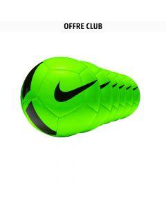Lot de 24 ballons Nike Pitch Team Vert Fluo