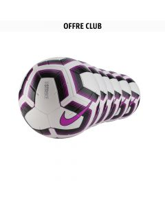Lot de 24 ballons Nike Strike Fuschia