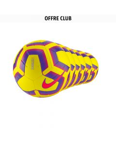 Lot de 24 ballons Nike Strike Jaune