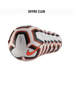 Lot de 24 ballons Nike Strike Orange