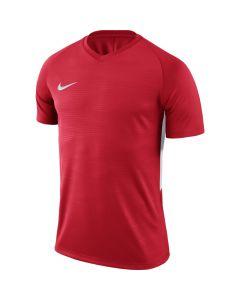 Nike Tiempo Rouge & Blanc pour Homme