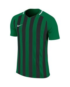 Maillot Nike Striped Division III pour Enfant Taille : L Couleur : Pine Green/Black/White/White