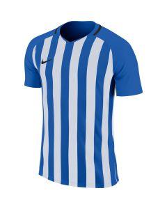 Maillot Nike Striped Division III pour Enfant Taille : XS Couleur : Royal Blue/White/Black/Black