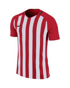 Maillot Nike Striped Division III pour Enfant Taille : M Couleur : University Red/White/Black/Black