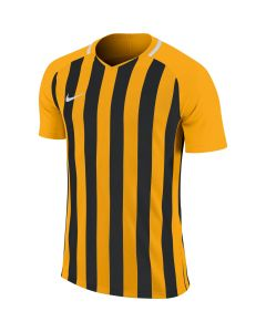 Maillot Nike Striped Division III pour Enfant Taille : M Couleur : University Gold/Black/White/White
