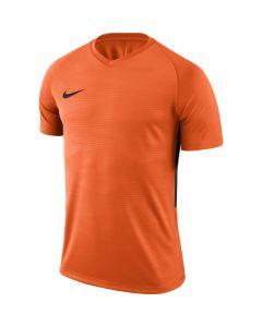 Maillot Nike Tiempo Premier Orange pour Homme 894230-815