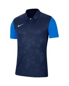 Maillot Nike Trophy IV pour Enfant Taille : XL Couleur : Midnight Navy/Photo Blue/White