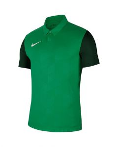 Maillot Nike Trophy IV pour Enfant Taille : M Couleur : Pine Green/Gorge Green/White