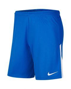 Short Nike League Knit II pour Enfant Taille : S Couleur : Royal Blue/White/White