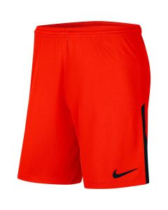 Short Nike League Knit II pour Enfant Taille : L Couleur : Team Orange/Black/Black