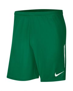 Short Nike League Knit II pour Homme Taille : 2XL Couleur : Pine Green/White/White