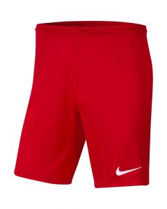 Short Nike League Knit II pour Enfant Taille : S Couleur : University Red/White/White