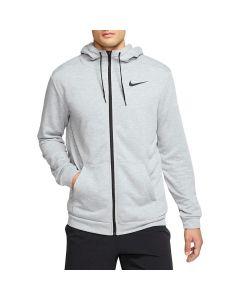 Sweat à capuche Nike Dri-FIT Gris Clair pour Homme