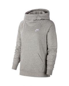 Sweat à capuche Nike Sportswear Essential Gris Clair pour Femme