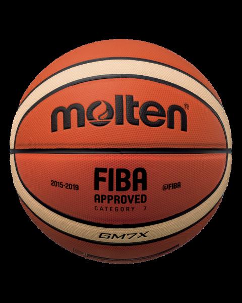 Ballon de Basket Molten Competition -GMX Series-FIBA