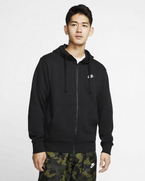 Sweat à capuche zippé Nike Sportswear Club pour Homme BV2648