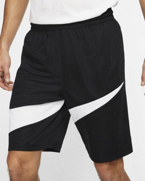 Short de basketball Nike Dri-FIT Noir pour Homme BV93085-011