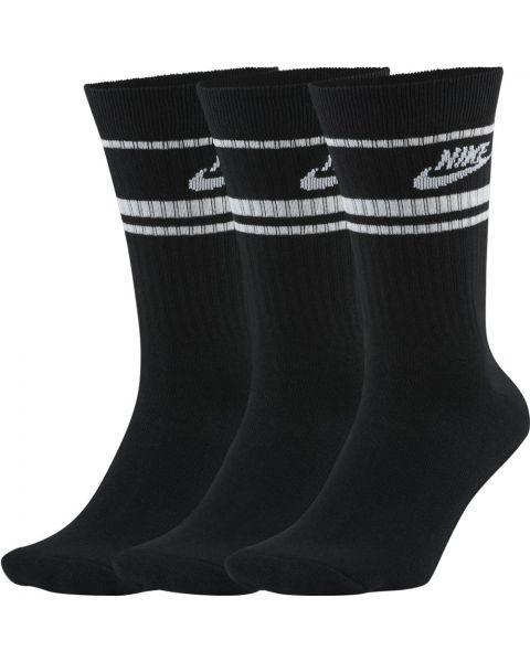 Lot de 3 paires de chaussettes Nike Sportswear Essential CQ0301