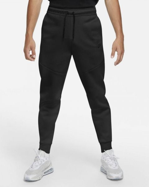 Pantalon Nike Sportswear Tech Fleece Noir pour Homme CU4495-010