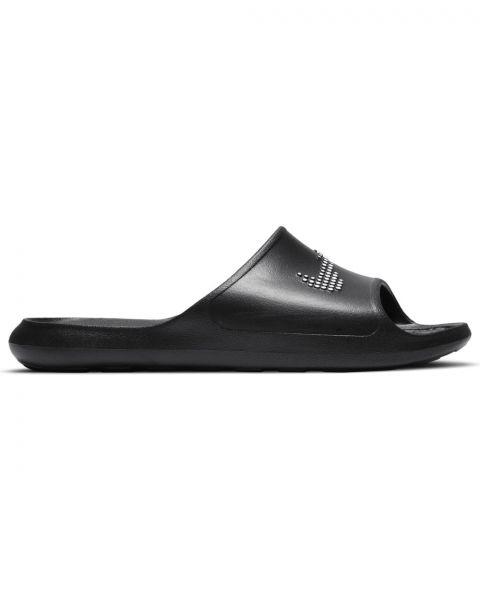 Claquettes Nike Victori One Noires pour Homme CZ5478