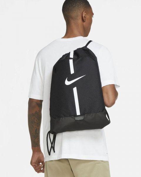 Sac à cordelettes Nike Academy Football Noir DA5435-010