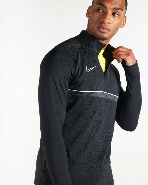 Haut d'entraînement ¼ zip Nike Academy 21 pour Homme CW6110