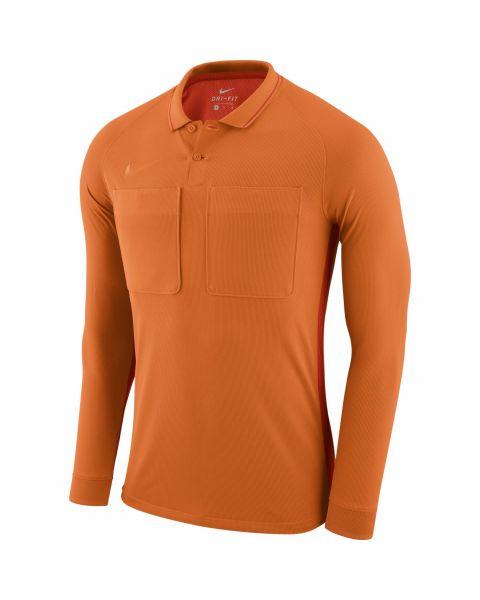Maillot arbitre Nike Officiel FFF Orange pour homme AA0736-806