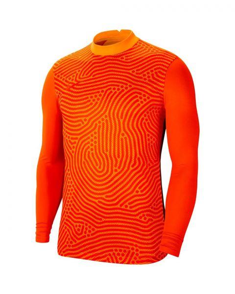 Nike Gardien III Orange Maillot de gardien pour homme